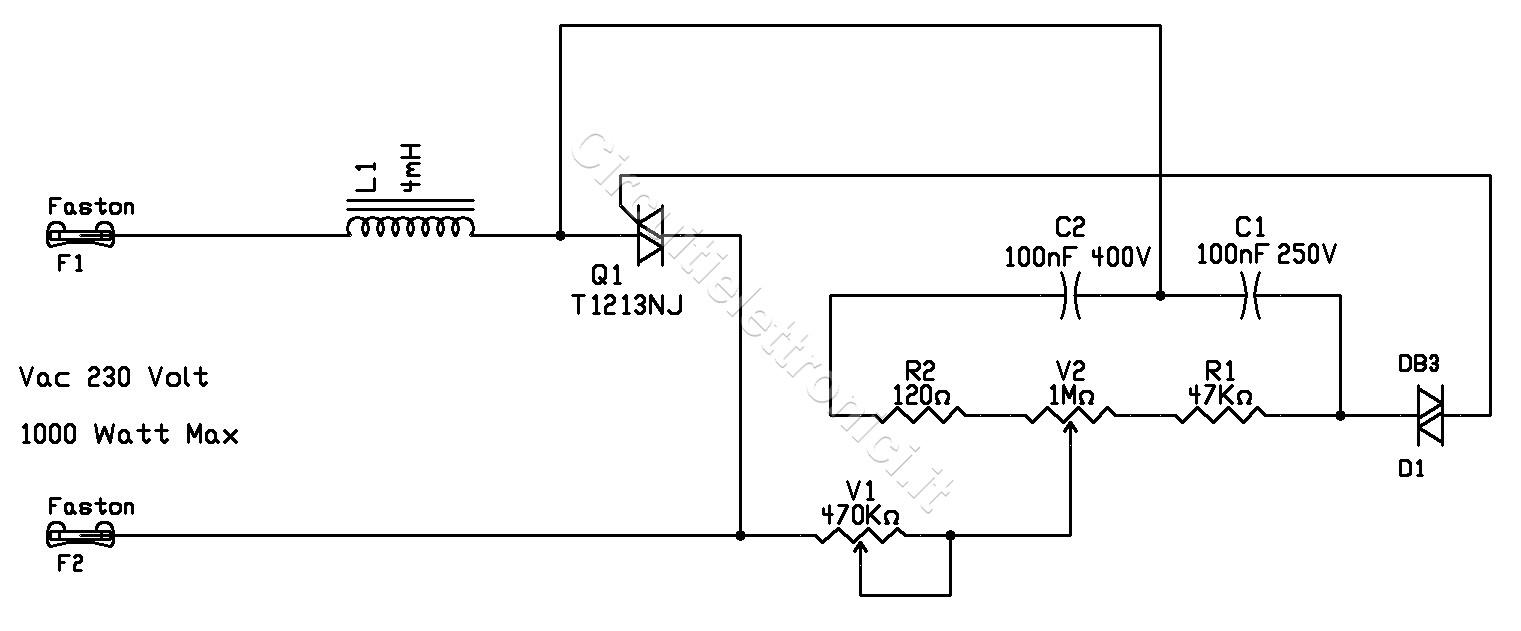 Schema Elettrico Per Orang : Schema elettrico per watt orang